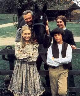 Black Beauty and Main Cast from Series