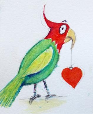 Valentines Bird (1)